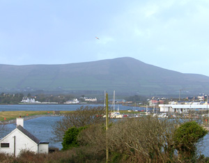 Allan's Sitting Room View Of Dingle Bay